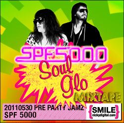 Pre Party Jamz Volume 122: SPF 5000