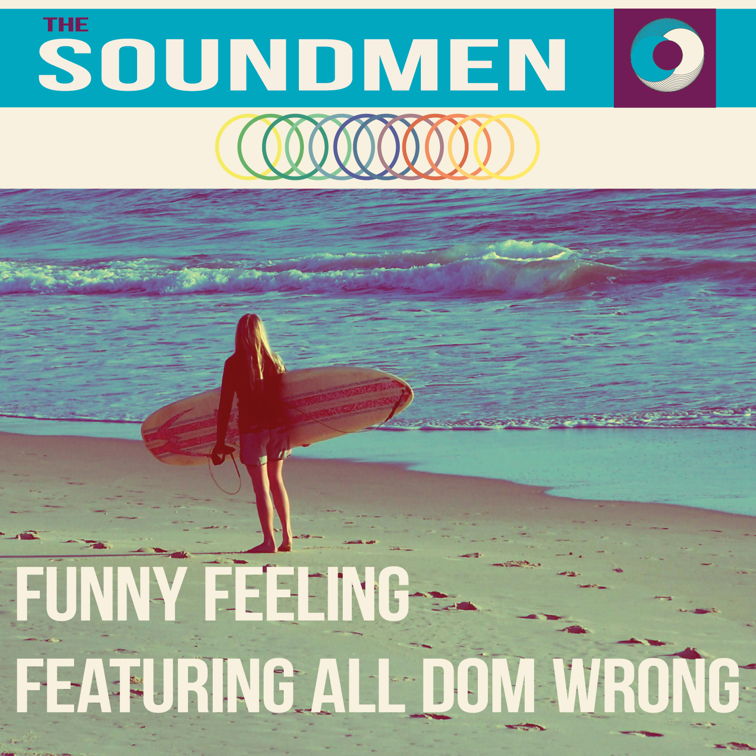 "WATCH: The Soundmen (Featuring All Dom Wrong) – ""Funny Feeling"" Music Video Premiere! PLUS full EP Stream!"