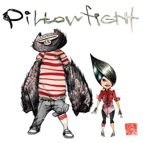 "LISTEN: ""Pillowfight"" Self-Titled Debut LP!"