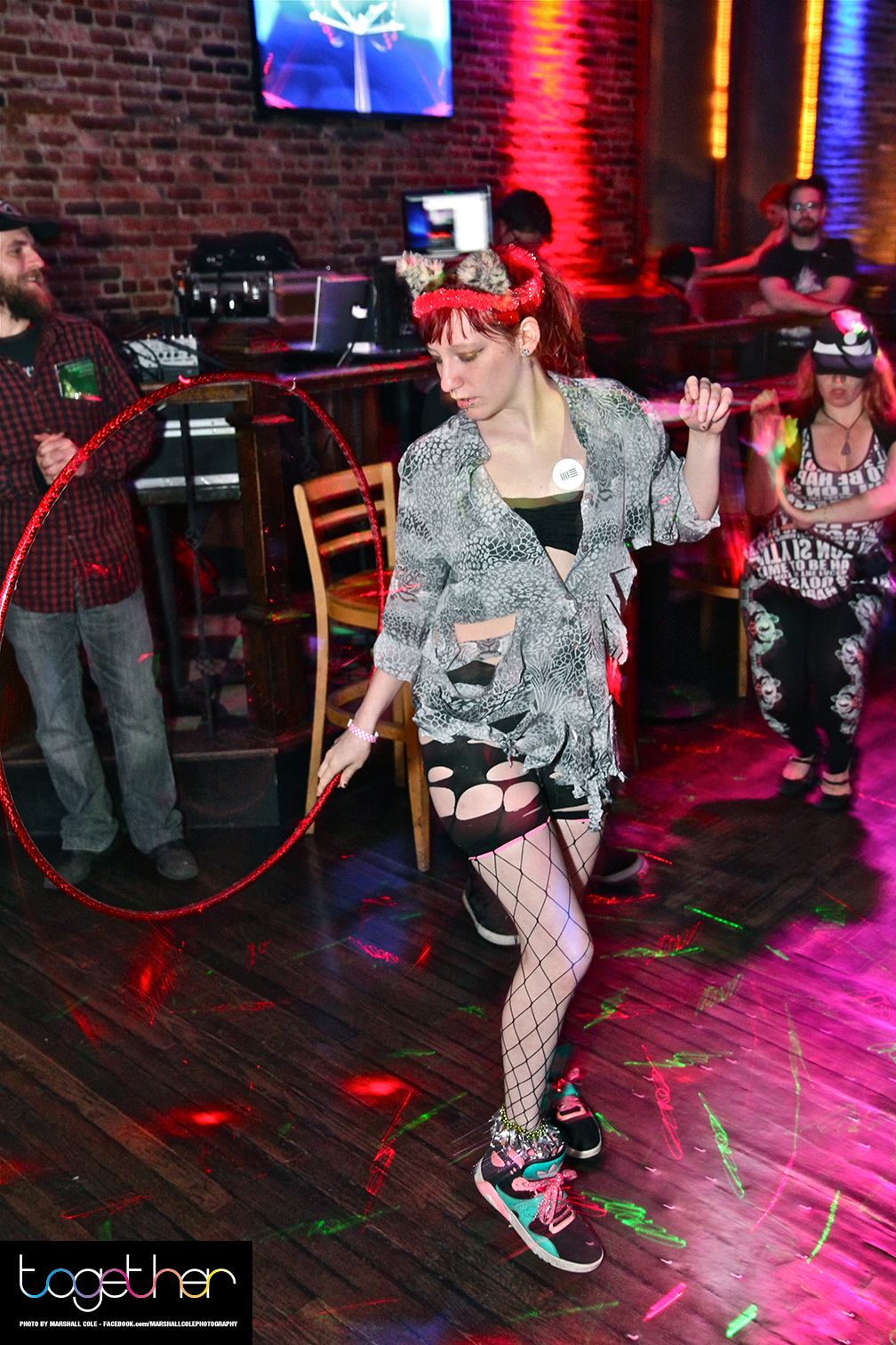 Wobble Wednesday at Wonderbar on May 15th, 2013