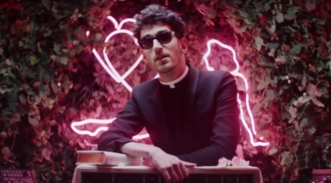 Chromeo - Jealous (I Ain't With It) music video still