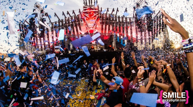Electric Zoo Transformed Day 3 at Randall's Island Park on September 6, 2015