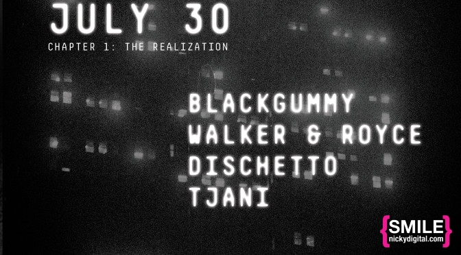 GOTHAM Presents Blackgummy & Walker & Royce on July 30, 2016! RSVP for FREE ENTRY!