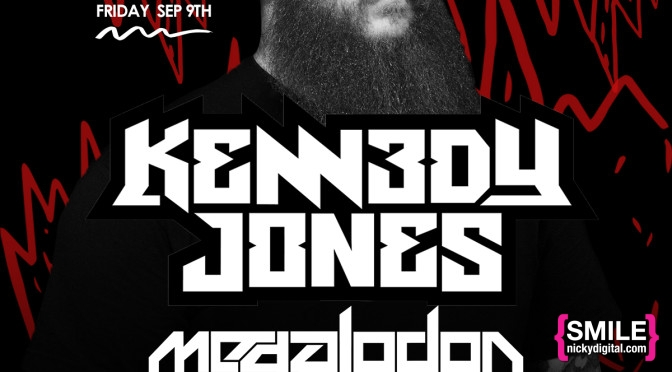 Girls + Boys Presents Kennedy Jones, Megaladon, and more!