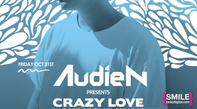 Girls + Boys Presents Audien and More!