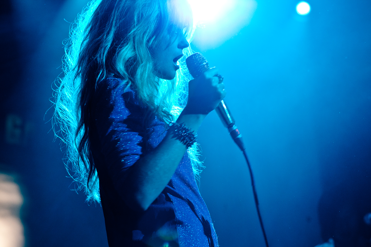 The Asteroids Galaxy Tour LIVE at Irving Plaza on January 31, 2012