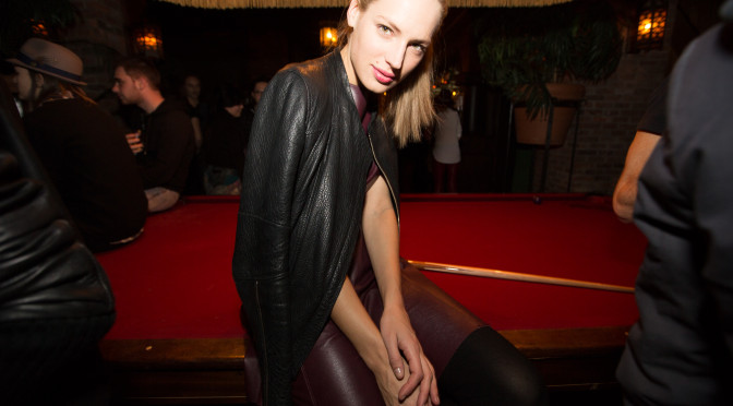 BABËL Presents Dimanche Celebrating NYFW at Bowery Hotel on February 9, 2014