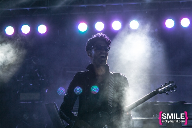 Chromeo live at Central Park's Summer Stage