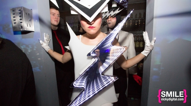 Maya Jane Coles and Friends at Verboten on March 14, 2015