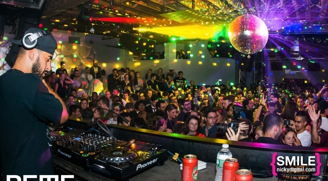 Brooklyn Electronic Music Festival Day 3 on November 7, 2015