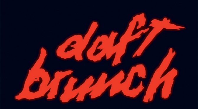 DAFT BRUNCH – A French House & Disco Brunch Party